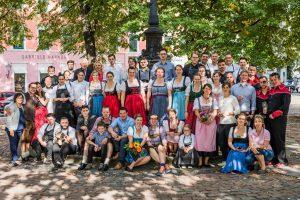Kulinarisches Erntedankfest mit Freunden @ Hotel Bülow Palais
